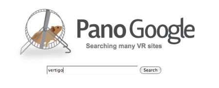 the first VR panorama search engine